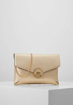 DOUBLE COMP HARDWARE - Pochette - gold