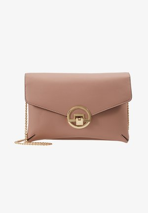 DOUBLE COMP HARDWARE - Clutches - blush