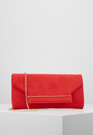 BAR  - Pochette - red