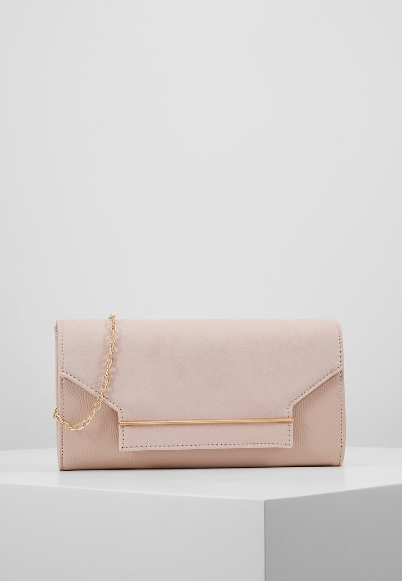 Dorothy Perkins - BAR  - Clutch - blush