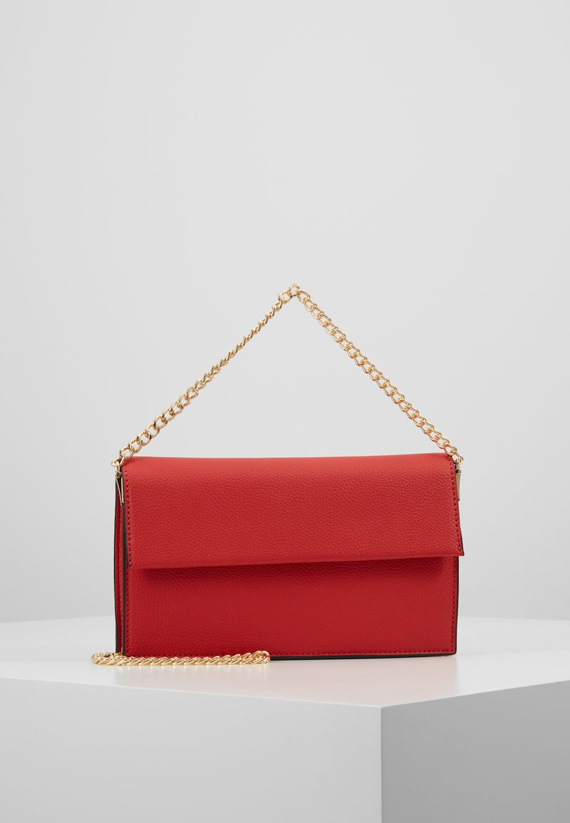 Dorothy Perkins - HANGING CHAIN - Clutch - red
