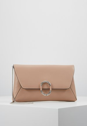 O RING - Clutch - nude
