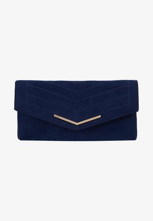 STITCH BAR - Clutch - navy