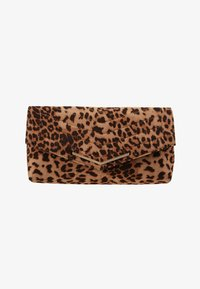 Dorothy Perkins - STITCHED - Clutch - brown - 5