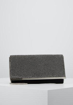 DIAMONTE CHAINMAIL CLUTCH - Psaníčko - silver