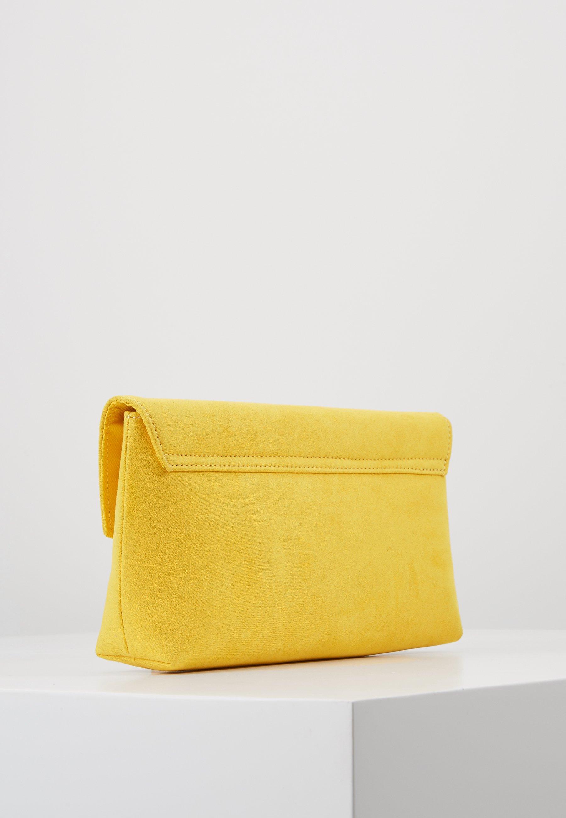 Dorothy Perkins BAR - Clutches - sunshine yellow