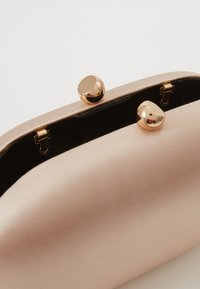Dorothy Perkins - ROUNDED BOX CLUTCH - Clutch - champagne - 4