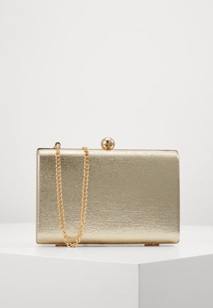 BOX - Clutch - gold