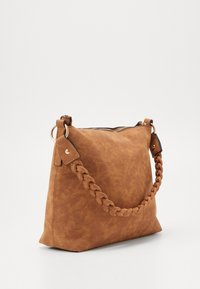 Dorothy Perkins - PLAIT HANDLE - Kabelka - tan - 4