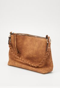Dorothy Perkins - PLAIT HANDLE - Kabelka - tan - 5