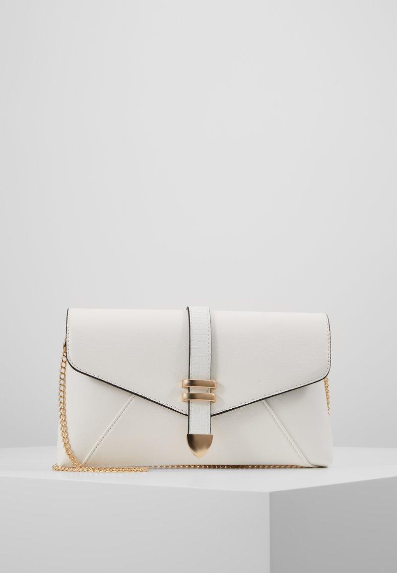 Dorothy Perkins - TAB - Clutch - white