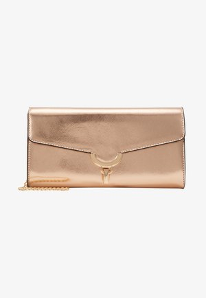 CURVE LOCK  - Pochette - rose gold-coloured