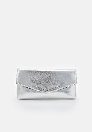 BAR - Clutch - silver