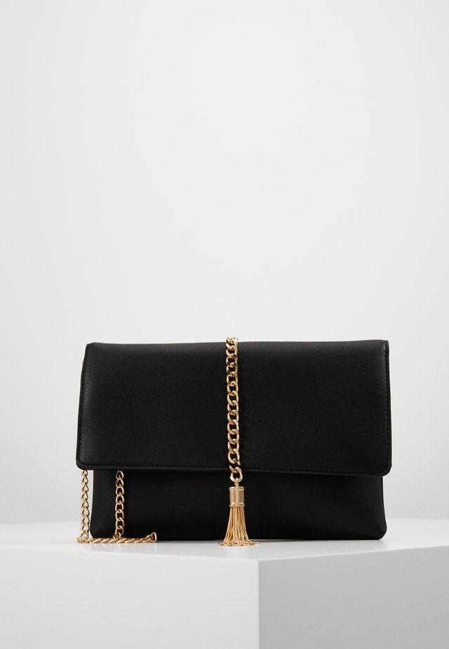 TASSEL - Clutch - black/gold-coloured