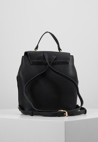 Dorothy Perkins - TAB DETAIL BACKPACK - Ryggsekk - black - 2