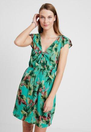 JADE TROPIC TIE KNOT DRESS - Accessoire de plage - jade