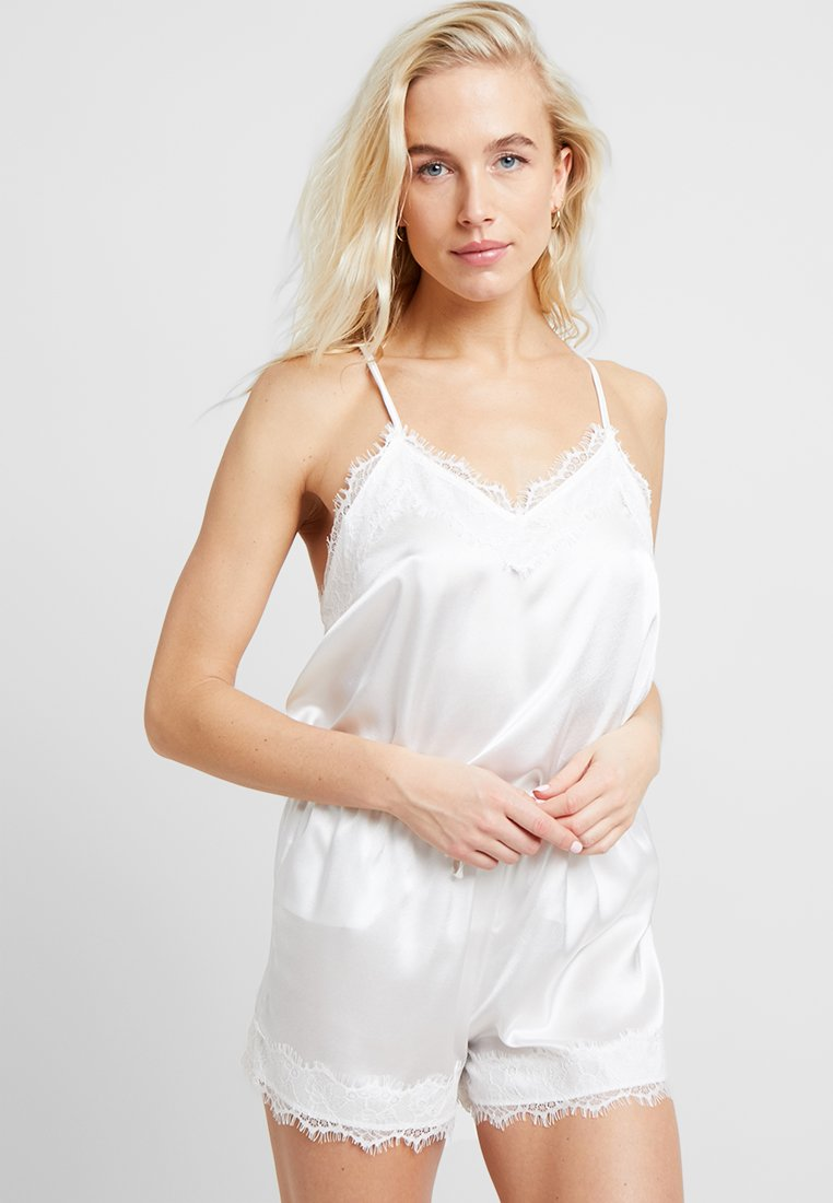 Dorothy Perkins - BRIDAL CAMI SET - Pyjama - ivory