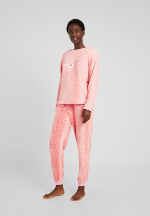 SPECKLE DEER SET - Pijama - pink