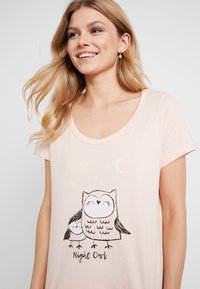 Dorothy Perkins - NIGHT OWL SET - Pyžamová sada - pink - 3