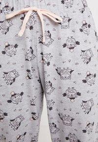 Dorothy Perkins - NIGHT OWL SET - Pyžamová sada - pink - 5