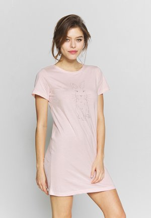 BUNNY NIGHTSHIRT - Nachthemd - pink