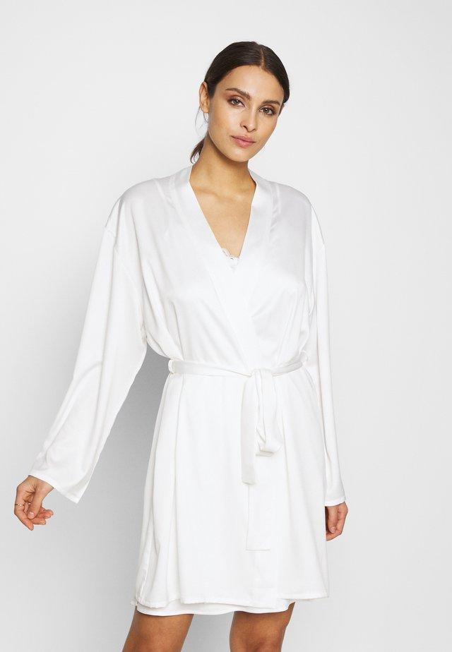 BRIDE ROBE - Dressing gown - ivory