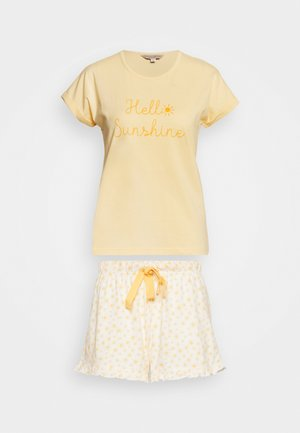 HELLO SUNSHINE - Pyjama - lemon