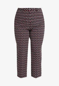 Dorothy Perkins Curve - PRINTED ANKLE GRAZERS - Kalhoty - multi - 4