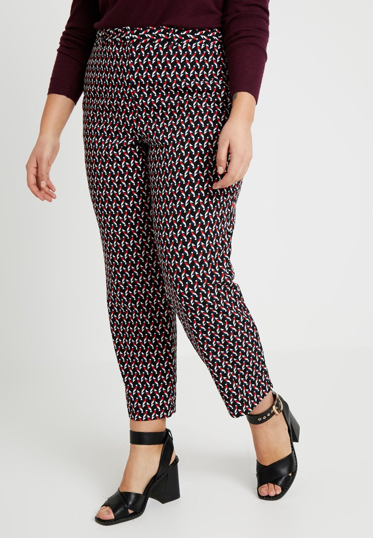 Dorothy Perkins Curve - PRINTED ANKLE GRAZERS - Kalhoty - multi