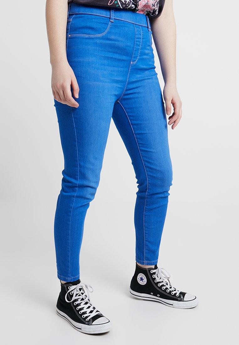Dorothy Perkins Curve - EDEN ANKLE GRAZER - Jeans Skinny Fit - cornflour light blue
