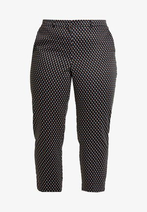 GEO ELASTIC ANKLE GRAZER - Trousers - multi