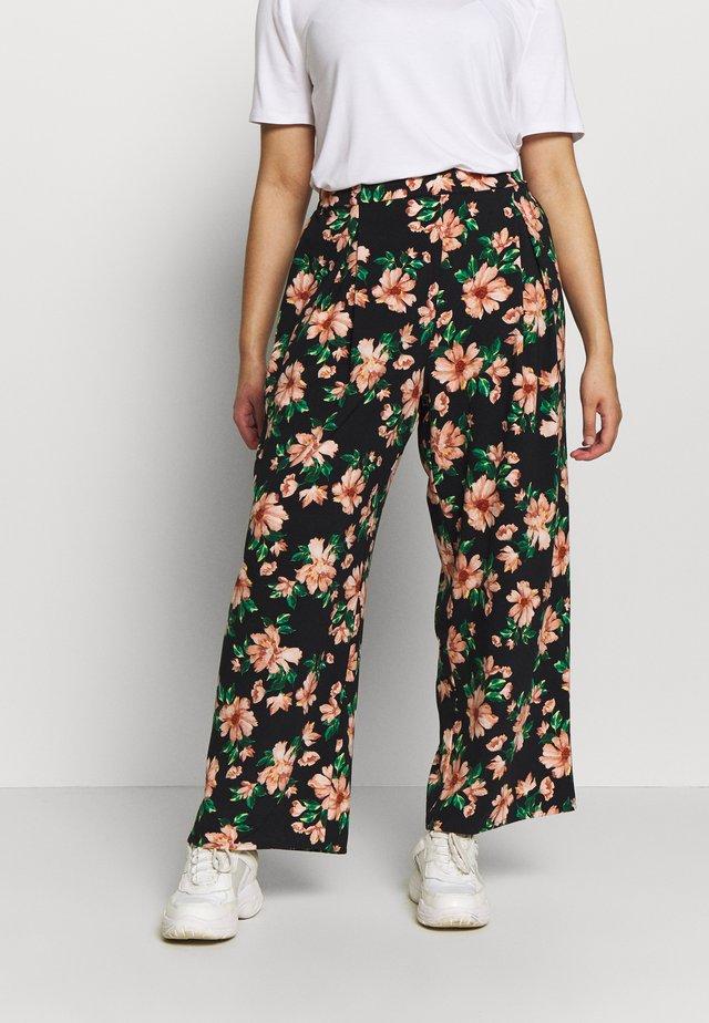 PALAZZO - Pantaloni - multi coloured