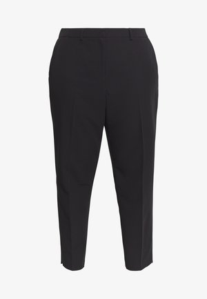 ELASTIC BACK ANKLE GRAZER - Broek - black