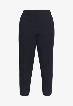 ELASTIC BACK ANKLE GRAZER - Broek - navy