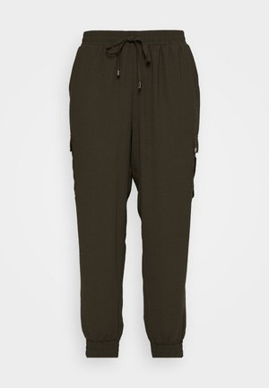 UTILITY JOGGER - Pantalon cargo - khaki