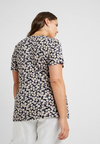 Dorothy Perkins Curve - TIE FRONT - T-shirts print - multi - 2