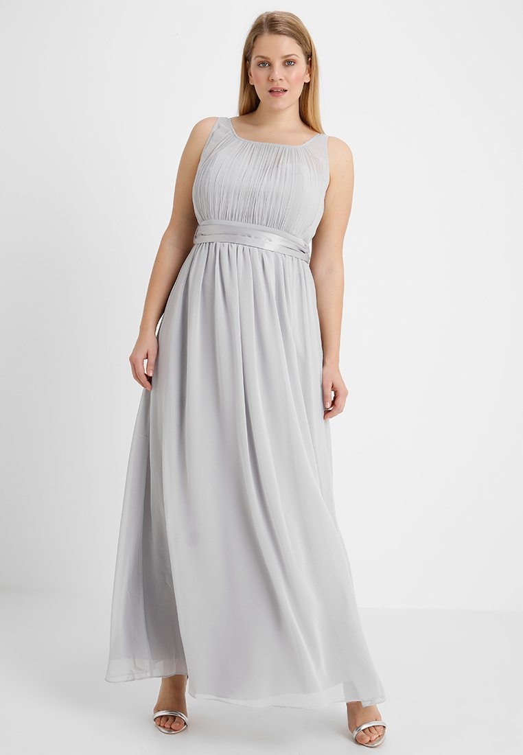 Dorothy Perkins Curve - SHOWCASE NATALIE MAXI DRESS - Occasion wear - dove grey