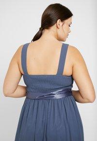 Dorothy Perkins Curve - NATALIE DRESS - Společenské šaty - dark grey - 3