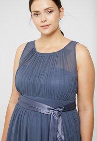 Dorothy Perkins Curve - NATALIE DRESS - Společenské šaty - dark grey - 5