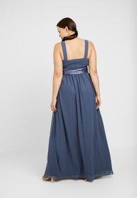Dorothy Perkins Curve - NATALIE DRESS - Společenské šaty - dark grey - 2