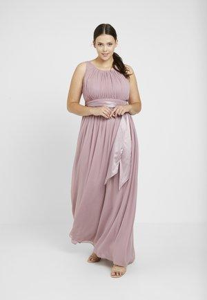 NATALIE DRESS - Occasion wear - dark rose