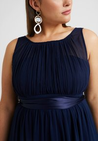 Dorothy Perkins Curve - NATALIE MAXI VOLUME LINE - Occasion wear - navy - 6