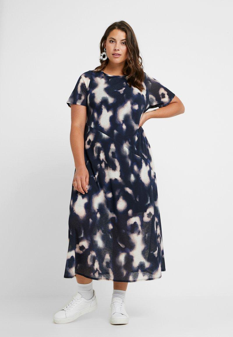 Dorothy Perkins Curve - TIE DYE DRESS - Maxi šaty - multi coloured