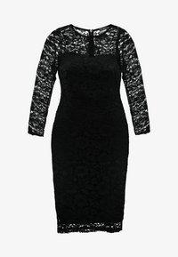 Dorothy Perkins Curve - Robe fourreau - black - 4