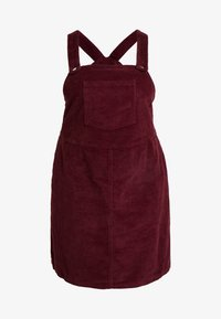 Dorothy Perkins Curve - SQUARE NECK PINNY DRESS - Day dress - purple - 5