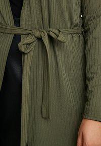 Dorothy Perkins Curve - CARDI - Cardigan - khaki - 5