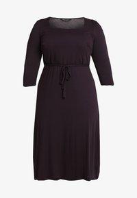 Dorothy Perkins Curve - BERRY MOLLY GRAZER DRESS - Vestido ligero - berry - 4