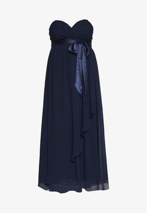BENNI BANDEAU MAXI DRESS - Robe de cocktail - navy