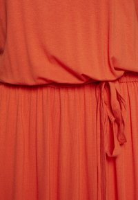 Dorothy Perkins Curve - CURVE TIE BACK MAXIDRESS - Maxi šaty - orange - 2