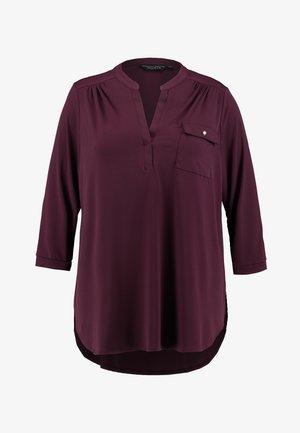 FORMAL  - Topper langermet - burgundy